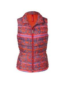 Bogner Fire + Ice Meira-D Gilet pour Femme Multicolore Red Multicolor Taille 38