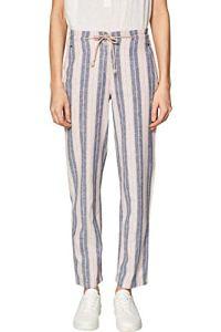 Esprit 049ee1b037 Pantalon, (Light Beige 290), W40/L30 (Taille Fabricant: 40/30) Femme