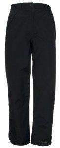 Trespass Miyake Trousers Pantalons imperméables Femme, Noir, M