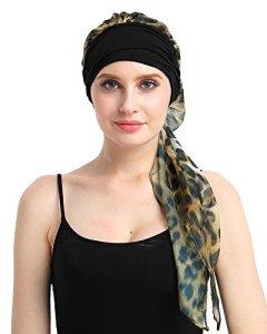 Turban pour Les Femmes avec Un Cancer, Perte de Cheveux écharpe Turbans