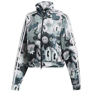 adidas Contemp BB TT W veste de survêtement multicolor