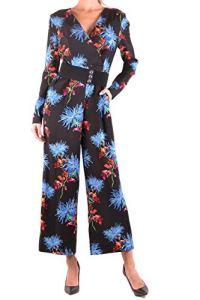 Diane Von Furstenberg Femme 11104Dvfhebnn Multicolore Viscose Combinaison