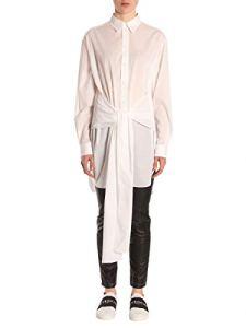 Givenchy Luxury Fashion Femme BW602W1066100 Blanc Blouse | Printemps Été 19