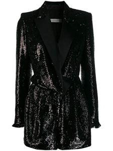 Luxury Fashion | Philosophy Femme A044657440555 Noir Combinaison | Automne Hiver 19