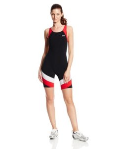 TYR Sport Women's Sport Carbon Aero Back Short John Skin Suit