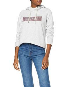 Esprit 089ee1j012 Sweat-Shirt, Gris (Light Grey 5 044), Medium Femme