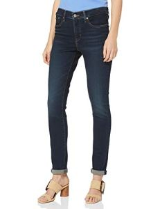 Levi's 311 Shaping Skinny Jean, Bleu (London Nights 0153), W33/L32 (Taille Fabricant: 33 32) Femme