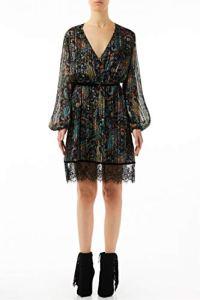 Liu Jo F69012T4108 Robe Femme 40