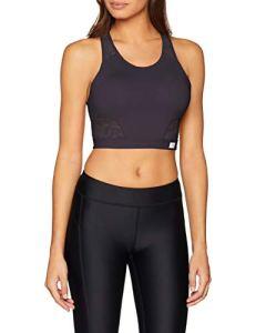 Sloggi Women Move Flex Longtop Base Layers De Sport, Gris (Mauve Grey 6691), L Femme