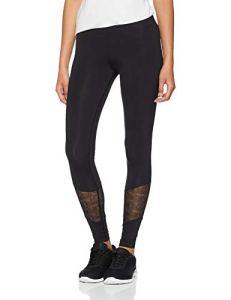 Sloggi Women Move Flex Tights Base Layers De Sport, Noir (Black 0004), L Femme