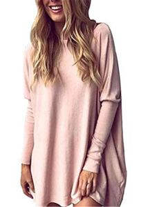 Beaii – Pull – Femme – Rose – Small