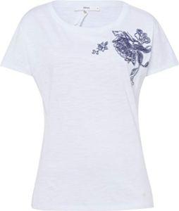 Brax – T-Shirt de Sport – Femme – Blanc – 42