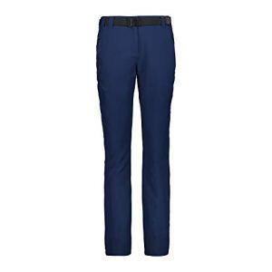 CMP 3t59036 Pantalon pour Femme – Bleu – D46