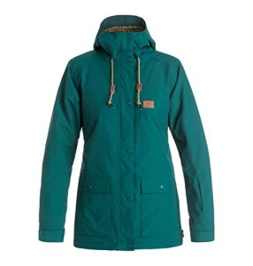 DC Cruiser Jacket, X-Small, Deep Teal