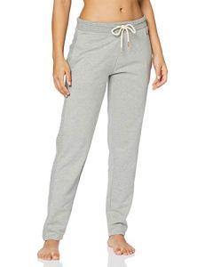 Esprit Josefa Cas LW Long Pant Bas De Pyjama, Gris (Medium Grey 035), 40 (Taille Fabricant: 38) Femme
