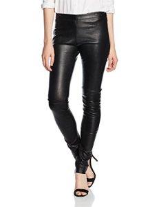 Oakwood 60438, Pantalon Femme, Noir (Noir), W34 (Taille Fabricant: 34)