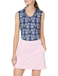 PUMA Pwrshape Solid Knit Jupe Femme, Rose pâle, L