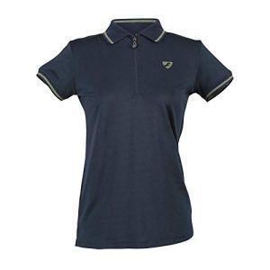 Shires Aubrion Parsons Tech Polo – Bleu – XS