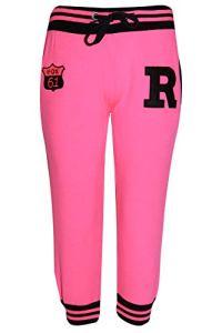 Storm Island SI121 Pantalon de Sport pour Femme 2/4 – Rose – Medium