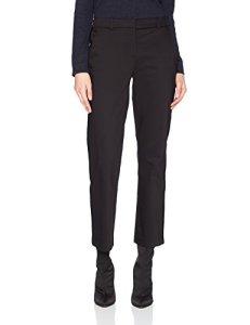 Tommy Hilfiger Marta Pant Pantalon, Noir (Black Beauty), 38 (Taille Fabricant: 8) Femme