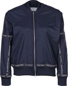 adidas Originals Veste de survêtement Reversible Bleu Marine Femme