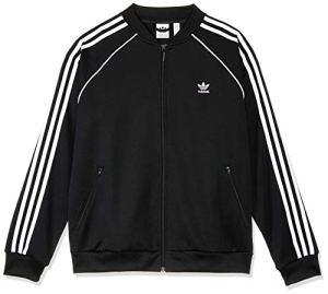 Adidas Sst TT, sweat-shirt pour femme, SST TT, noir, 14 A