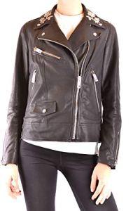 BURBERRY Luxury Fashion Femme MCBI38695 Noir Blouson | Saison Outlet