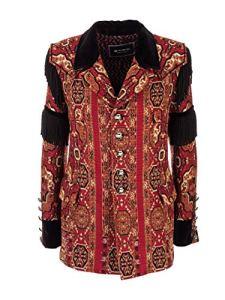 Etro Luxury Fashion Femme 1757707500600 Rouge Blazer | Automne_Hiver