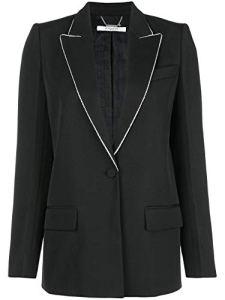 Givenchy Luxury Fashion Femme BW309T11BN001 Noir Blazer | Automne_Hiver