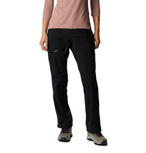 Mountain Hardwear Ozonic Pantalon Stretch pour Femme, Femme, Noir, X-Small Long