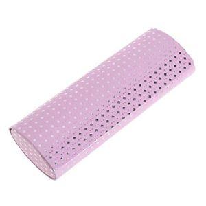 NoBrand Yiomwaomog Étui à Lunettes 10 PCS Portable Ovale Dur étui à Lunettes de Soleil de l'emballage Boîte de Rangement Fermeture magnétique (Noir) (Color : Pink)
