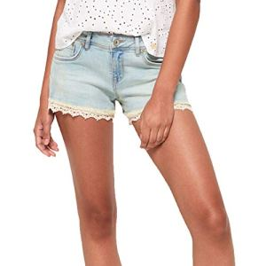 SUPERDRY – Shorts Jeans Femmes – G71000YQ-MS8 – 27 BLEACH