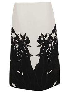 Valentino Luxury Fashion Femme TB0RA6055HQ0AN Blanc Jupe   Printemps_Été