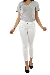 Le Temps des Cerises Jeans Pulp Slim 7/8ème Hill Blanc Push up
