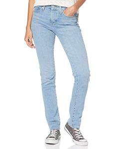Levi's 312 Shaping Slim Jean, Bleu (San Francisco Sun 0110), W30/L30 (Taille Fabricant 30) Femme