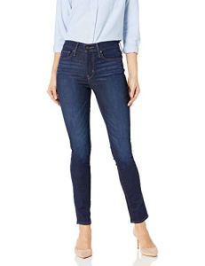 Levi's Women's Slimming Skinny Jeans, Underwater – Canyon sous-marin – 34 régulier