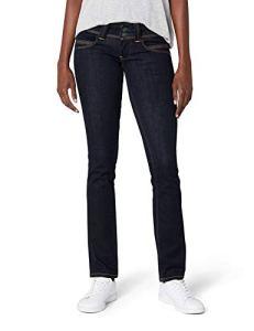 Pepe Jeans Venus Pl200029 Jean, Bleu (10oz Rinse Plus), 27W / 32L Femme