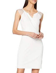 Morgan 201-REILA.N White Combinaison Femme Blanc (Off White Off White) 42 (Taille fabricant: T42) lot de
