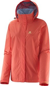 Salomon Elemental AD Jacket Lady Corail