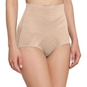 Dim BEAUTY LIFT Culotte gainante, Beige (New Skin), (Taille fabricant: 40) Femme^Femme