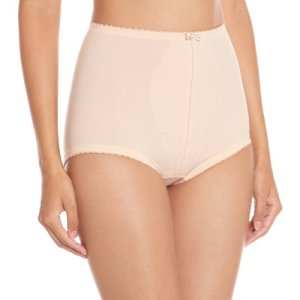 Playtex Incroyable – Culotte Gainante – Uni – Femme – Beige – FR : 44 (Taille Fabricant : 44)