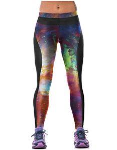 Printed Yoga Pantalons Taille Haute Tight Pants Pantalon De Sport À Séchage Rapide Fitness Yoga Vêtements Fitness Course À Pied Sport Stretch Leggings Sportwear,001,XL