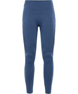 THE NORTH FACE Sport T93Y2F3ZP Compression Pantalon Leggings Femmes Nouveau Bleu M/L