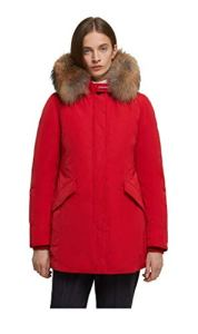 WOOLRICH Parka Donna W's Luxury Arctic Parka P WWCPS2833/5059 UT0573 Red AI19 M