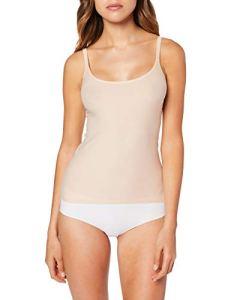 Chantelle DE Soft Stretch Bustier, Beige (Beige Doré 1n), 38 (Taille Fabricant: XS/S) Femme