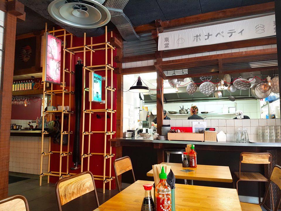 Dans La Cuisine Restaurant