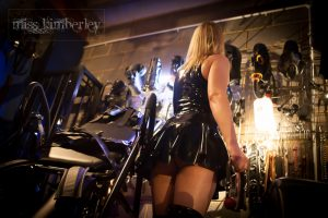 Tie and Tease in Milton Keynes with Dominatrix Pro Domme Miss Kimberley
