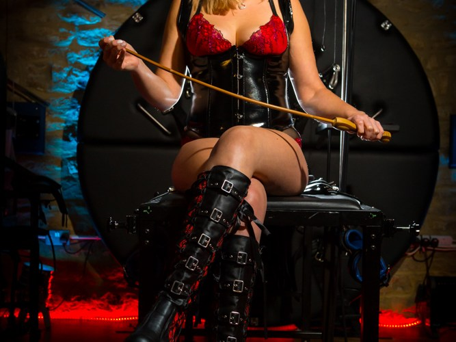 Corporal punishment and spanking sessions