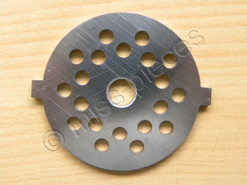 kitchen aide food processor cabinet repair grille 20 trous de 4mm pour hachoir fga kitchenaid - miss ...