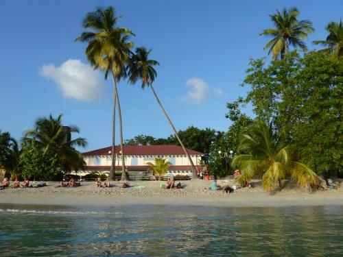 Anse Figuier Martinique